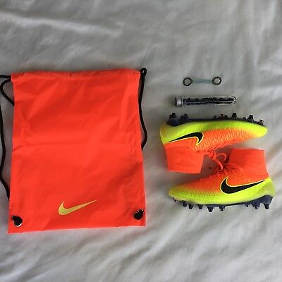 Nike Magista Obra SG-PRO Orange/Gelb STOLLEN
