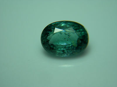 extremely rare Blue Kornerupine gem Green Purple Trichroic Tanzania gemstone z07
