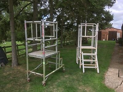 Scaffold Working Platforms X Two