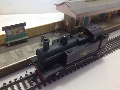 Vintage Triang R52 Open Coupling Br 0-6-0 Jinty Class 3F Loco 47606 Boxed Runs S