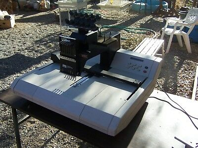 Nice Commercial Melco Embroidery Machine