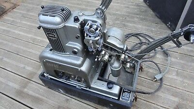 old 16mm FILM  projector AMPRO