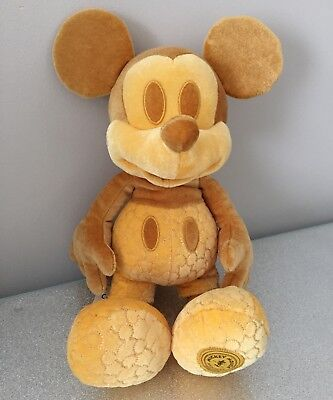 Rare Limited Edition Disney Mickey Mouse Memories  Plush Toy Released Feb 2018