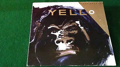 """Yello - """" You Gotta Say Yes To Another Excess """" - Lp Album Vinyl Electro Vg+"""