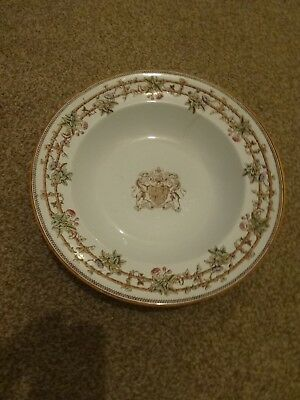 Antique  Copeland  china plate