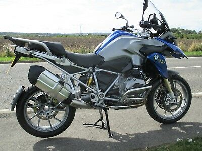 Bmw R1200Gs Te 2014 Immaculate