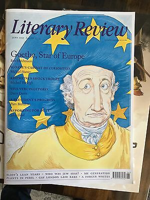 Literary Review Magazine June 2017