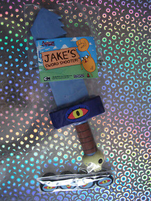 Adventure Time toy Jake's sword shooter