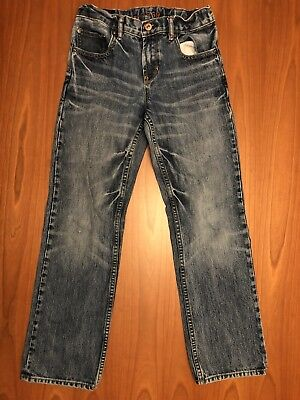 GAP Kids Boys Original Blue Jeans 12 Regular