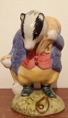Beatrix Potter Tommy Brock Beswick 1955 Rare