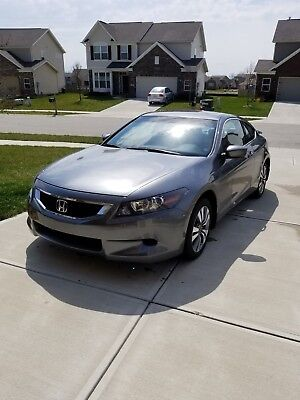 2008 Honda Accord EX-L 2008 Honda Accord EX-L Coupe LOW MILES