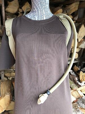 British Army Military Surplus Issued  3 Litre DDPM Camelbak Hydration System VGC