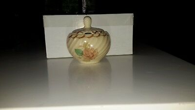 Susie Cooper Art Deco 1930s Honey/Jam pot
