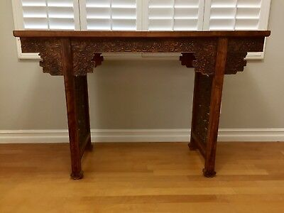 Antique Chinese Altar Table 19th Century