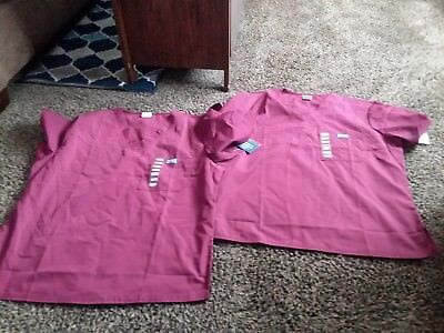 2 Piece  Lot  Scrubs New  With  Tags  Size  M