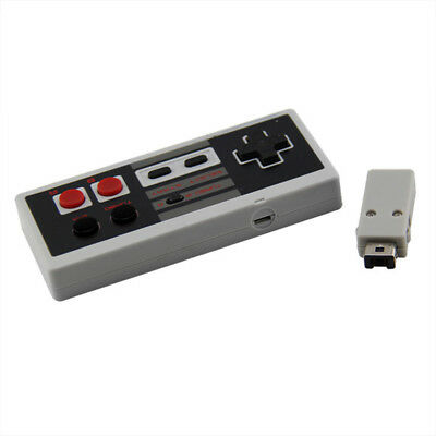 Cool Wireless Game Gamepad For NES Classic Edition Nintendo Mini Console