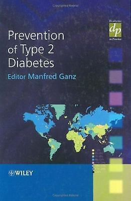 Prevention of Type 2 Diabetes  (ExLib) by Manfred Ganz