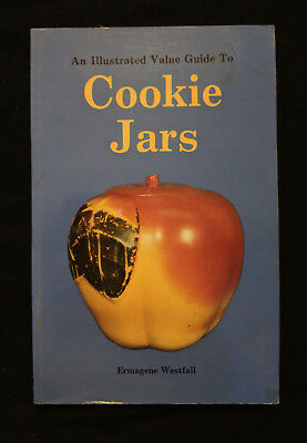 Illustrated Value Guide to Cookie Jars by Ermagene Westfall