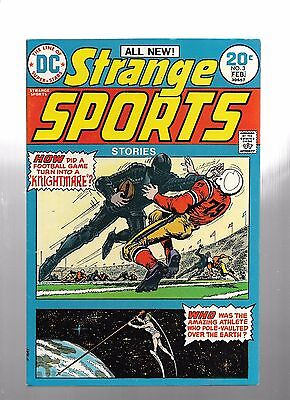 Strange Sports Stories #3 (Jan-Feb 1974, DC)