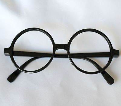 Cos Cosplay glasses round Harry Potter Glasses Frame Ala Lei Mythical Magic