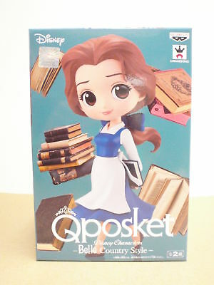 Banpresto Q POSKET DISNEY CHARACTERS-BELLE COUNTRY STYLE-(A NORMAL COLOR VER)