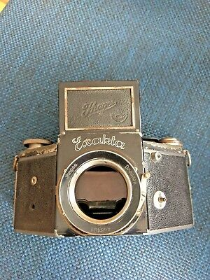 Ihagee VP Exakta model B Vintage no lens