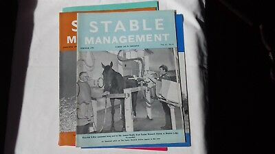 Magazines 'Stable Management' for 1976