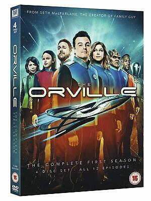 THE ORVILLE 1 (2017): Seth MacFarlane TV Season Series - NEW Rg2 Eu DVD not US
