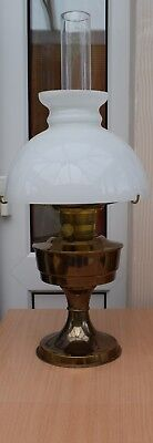 No.23 Aladdin Oil Lamp Complete with shade and chimney