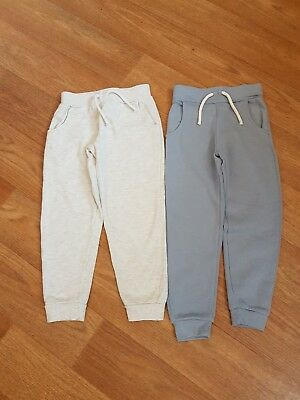 Girls Joggers X2 Age 4-5