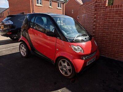 Smart Car City Coupe - Spares or repairs