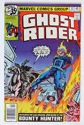 Ghost Rider #32, 1978.. VG/FN.. Please See Picture & Description.