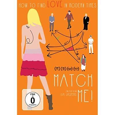 Match me! How to find love in modern times (OmU) DVD