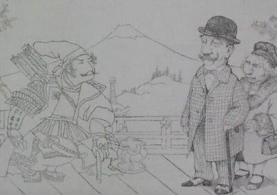 """Fall Special! Limited Edition Etching Print """"The Tourists"""" by Charles Bragg!"""
