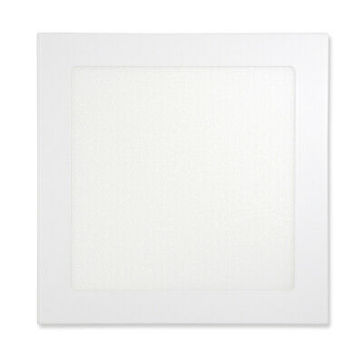 LED Panel Quadrat Unterputz 24W Ultraslim 3000K 4000K 6500K