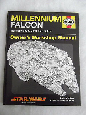 Star Wars Millennium Falcon  Modified YT-1300 Corellian Freighter Owner's Worksh