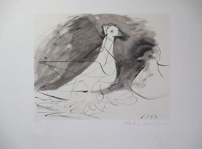 Fall Special! Limited Edition Lithograph Print by the Great Pablo Picasso!