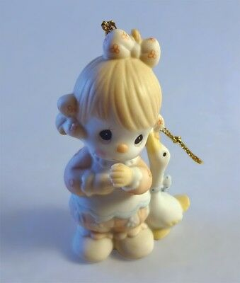 """Precious Moments """"Waddle I Do Without You"""" Sam Butcher. © 1987 Enesco"""