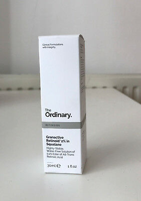 The Ordinary Granactive Retinoid 2% in Squalane 30ml next-generation retinoid