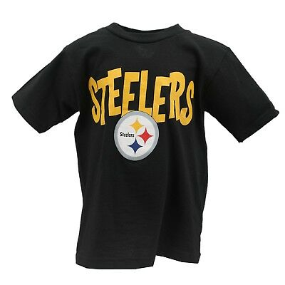 Pittsburgh Steelers NFL Infant Toddler Size Ben Roethlisberger T-Shirt New Tags
