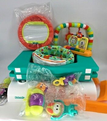 Kolcraft 1-2-3 Ready-to-Grow Activity Center #dsde45