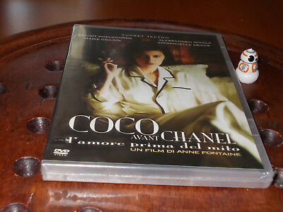 Coco avant chanel Editoriale Dvd ..... Nuovo