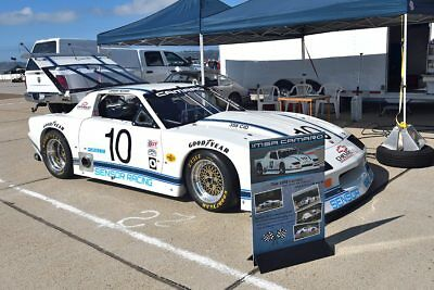 1988 Camaro Z28 with IMSA GTO and Trans Am race history.