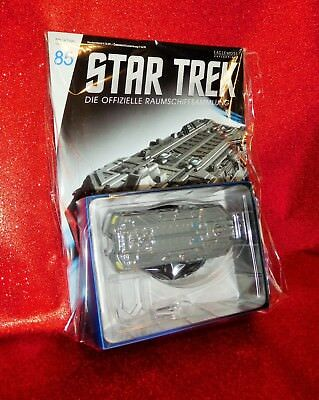 STAR TREK Modell 85 FÖDERATIONS-HOLOSCHIFF - NEU Eaglemoss Raumschiff Enterprise