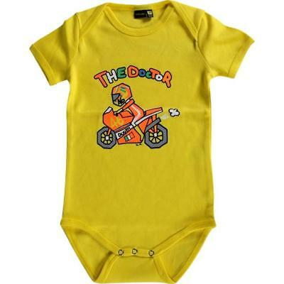 VR46 OFFICIAL VALENTINO Rossi Replica Baby Pajama - VRKOA 263403 ... fbeed5b680a