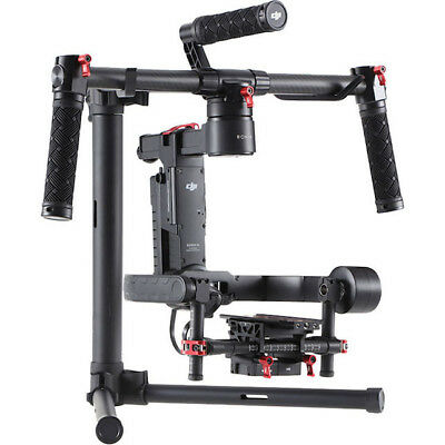 DJI Ronin-M 3-Axis Handheld Gimbal Stabilizer and soft carry case.