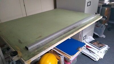 Large vintage architect drawing board