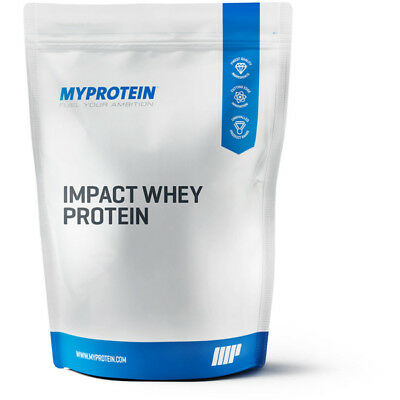 Myprotein Impact whey protein 250g Various flavours available