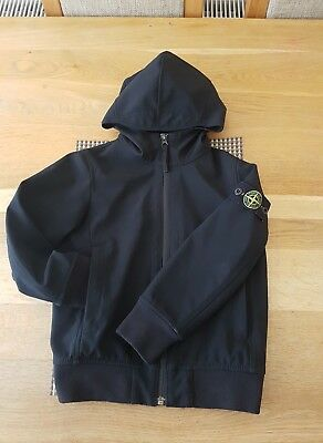 Stone Island Kids Boys Jacket Age 6Years 116Cm Genuine Good Condition Rrp£180
