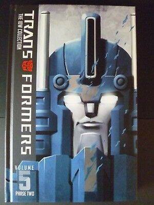 Transformers The IDW Collection Phase Two Volume 5 Hardcover